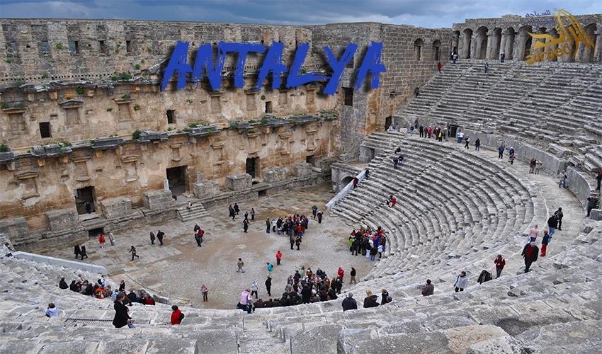 المسرح الروماني انطاليا