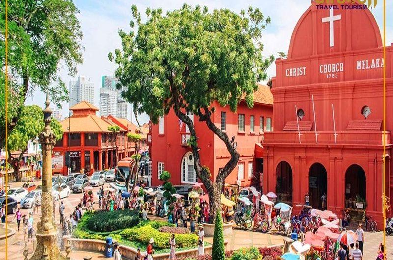 جولة ملقا ماليزيا برنامج سياحي سائق عربي
