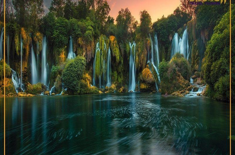 أجمل الأماكن السياحية في البوسنة برنامج سياحي سائق عربي
