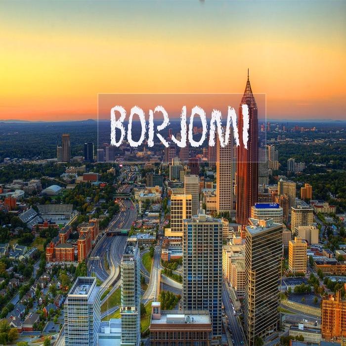 برجوم أهم المدن السياحية في جورجيا السياحة في جورجيا