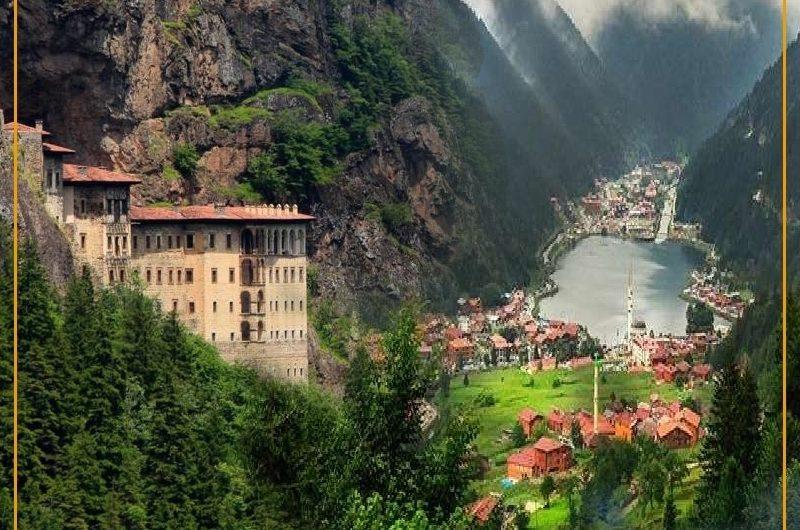 أفضل شركة سياحية في طرابزون تركيا