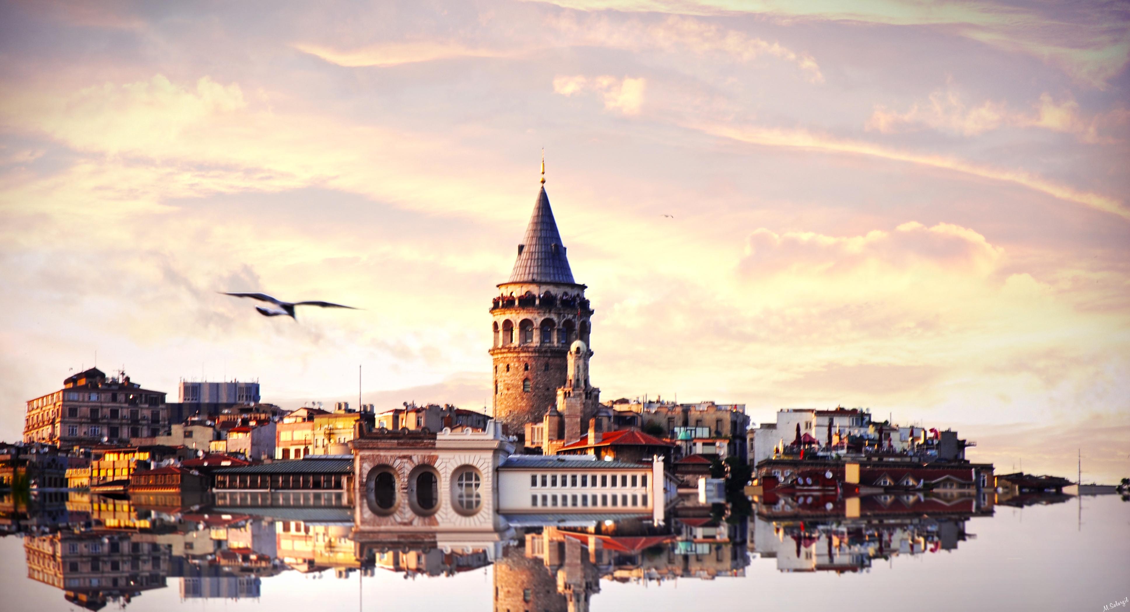 اسطنبول الأوربية سيارة مع سائق