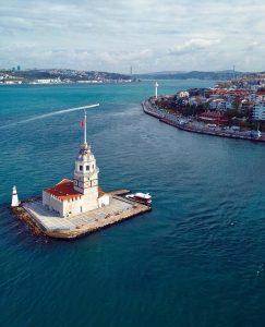 عرض ربيع اسطنبول سيارة خاصة مع سائق