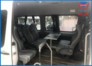 سيارة VIP سبرنتر مع سائق في طرابزون اسطنبول