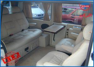 سيارة VIP فيتو مع سائق في طرابزون اسطنبول
