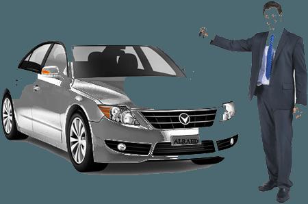 سيارات بدون سائق شركة الرائد للسياحة والعقارات
