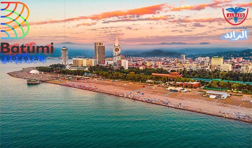 Batumi جولة مدينة باتومي جورجيا