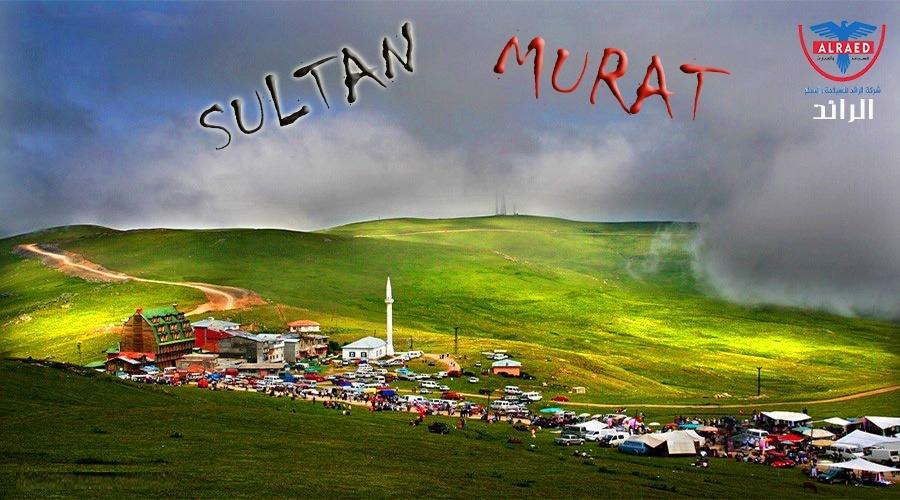هضبة السلطان مراد طرابزون الشمال التركي