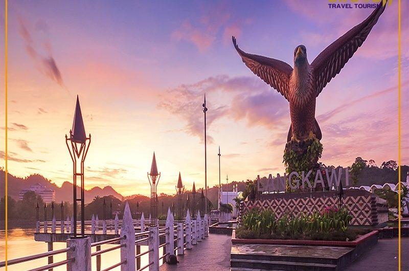 جولة لنكاوي برنامج سياحي في ماليزيا