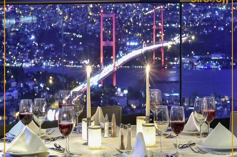 برنامج سياحي في اسطنبول تركيا