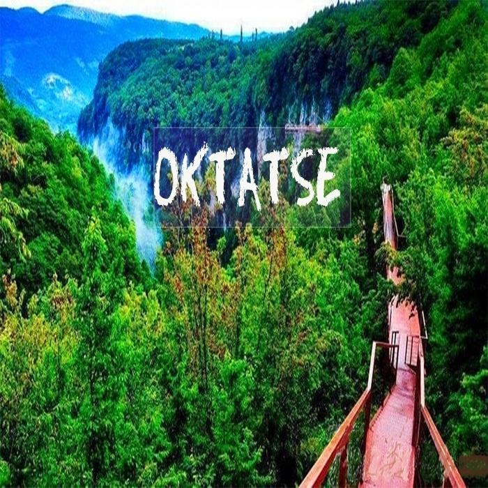 Okatse-Canyon3 السياحة في جورجيا