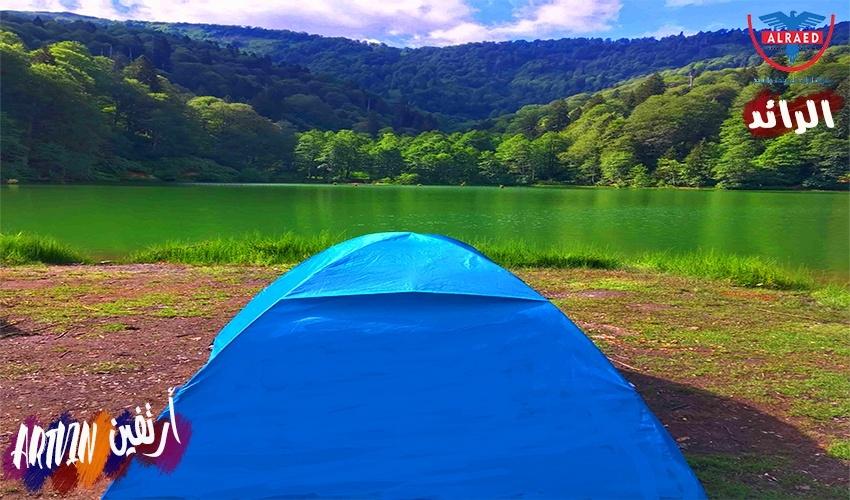 أهم الأنشطة في جولة أرتفين والبحيرة السوداء