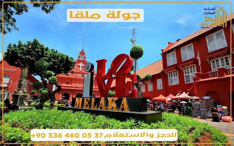 رحلات سياحية في ماليزيا سيارة مع سائق عربي