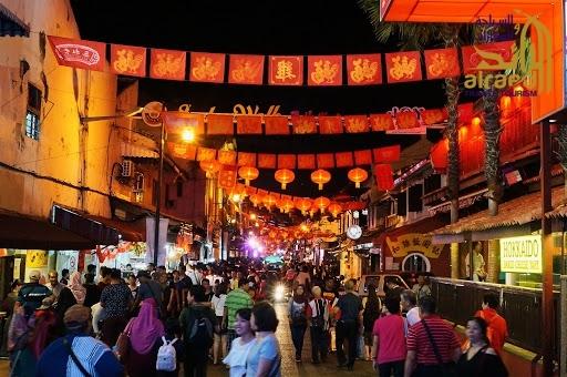 شارع جونكر ماليزيا